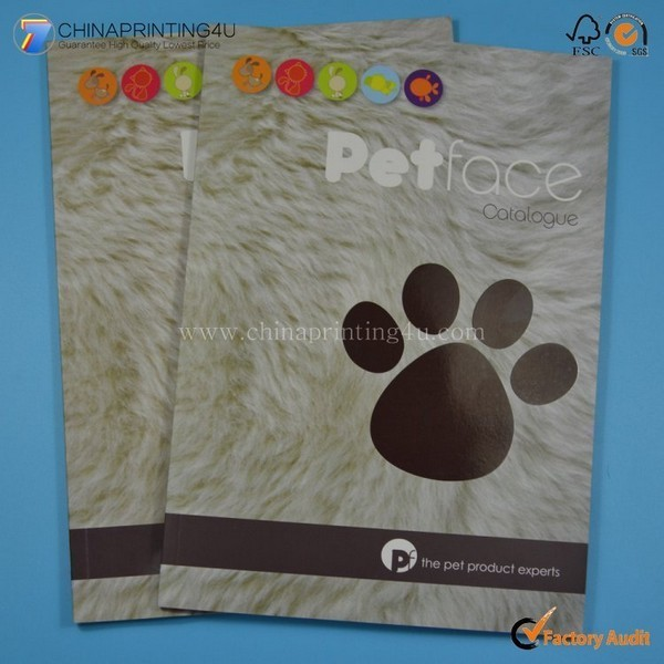 Professional Printing High Quality Cagalogue With Reasonable Price