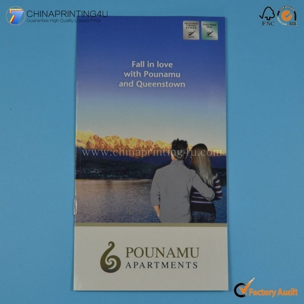 Cheap Providing Competitive Folded Leaflet Printing Service