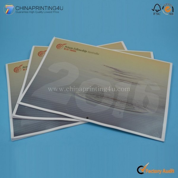 2018 Cheap Custom High Quality Calendar Printing China