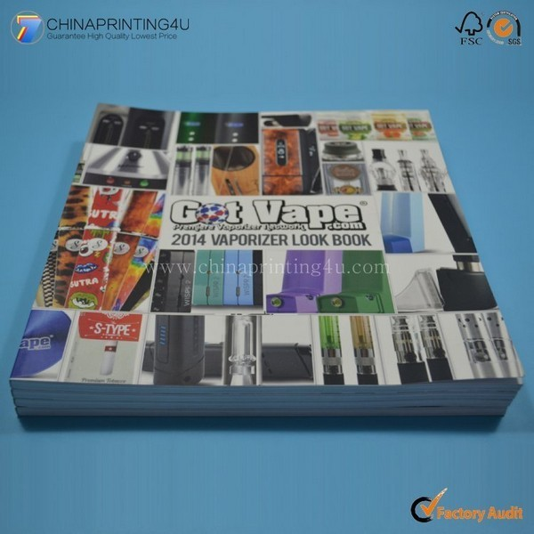 Promotional Printing Company Printing High Quality Catalog