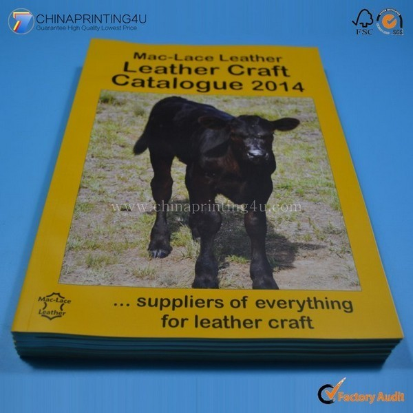China Printing Company Printing Catalog With Cheap Price