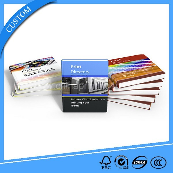High Quality Print Directory Book Printing In China