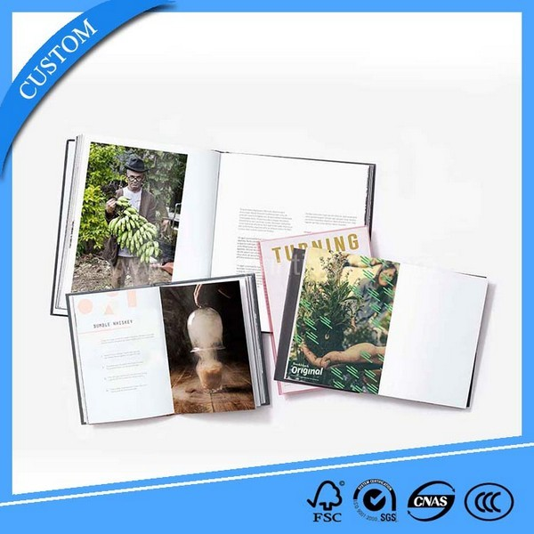 High Quality Offset Printed Book Printing With Hardcover