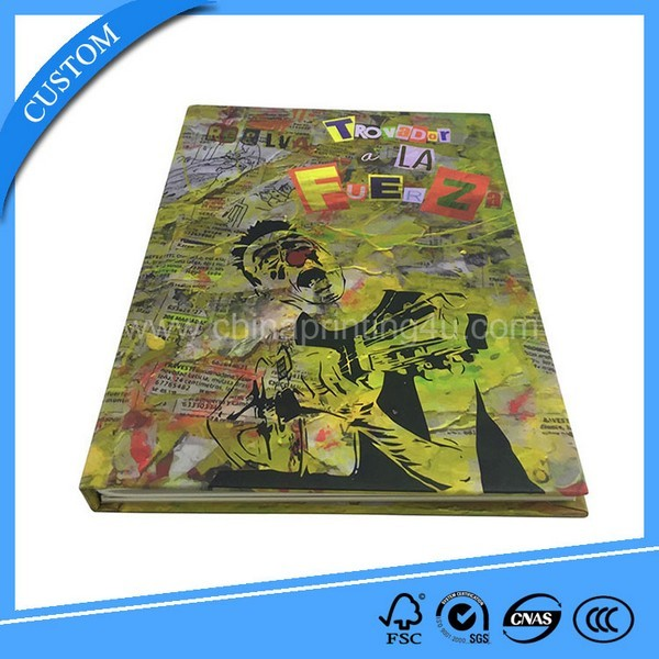China Factory English Education Custom Printed Book
