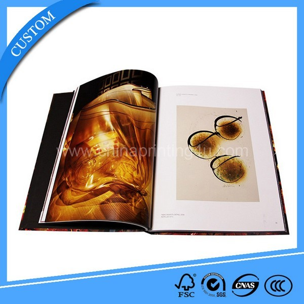 Cheap High Quality Hardcover Book Printing In China