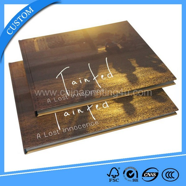 High Quality Photo Book Printing In China
