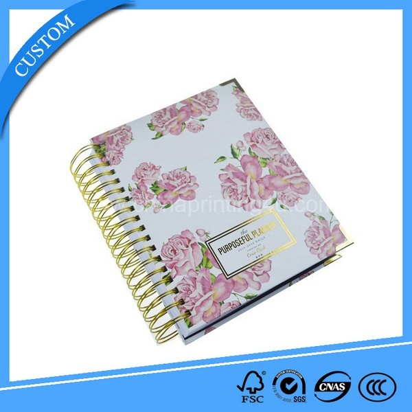 New Design 2018 2018 2018 Agenda Notebook Printing