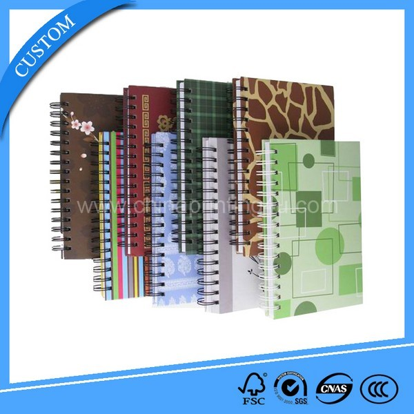 A4 Notebook A4 Spiral Sketch Book Cute Printing