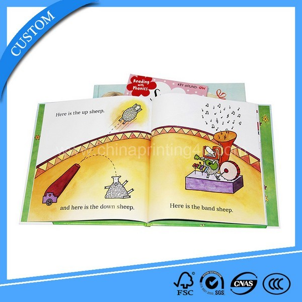 High Quality English Book Printing In China