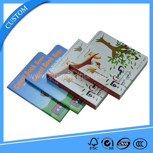 High Quality Custom Educational Book For Children