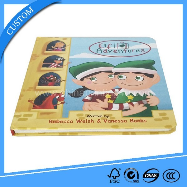 Cheap Factory Print Story Children Book In China