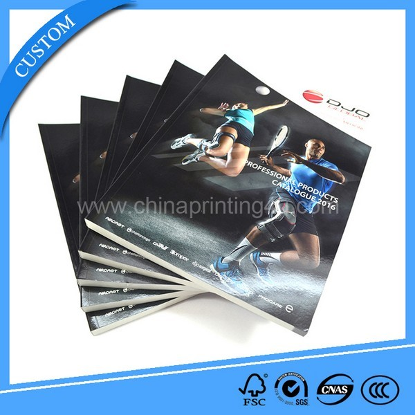 Factory Custom High Quality Catalog Printing China