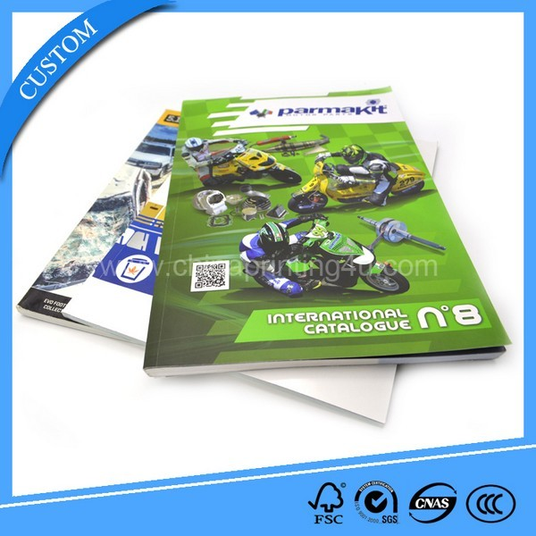 Cheap Price Full Color Paper Brochure Printing