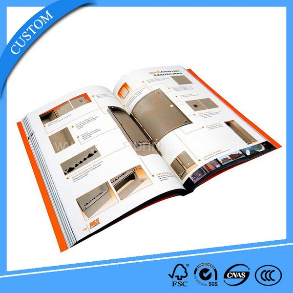 Highly Praised Cheap China Printing Color Catalog