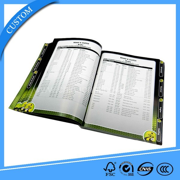 Cheap Factory Price Printing High Quality Catalog China