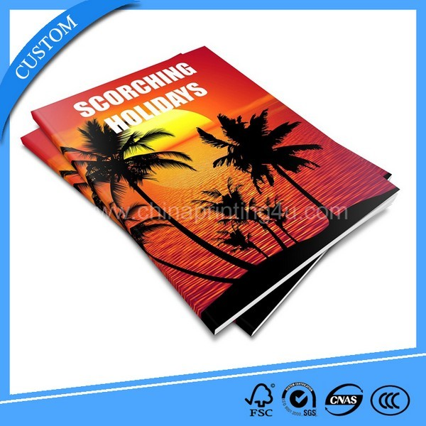 OEM Manufacture Custom Printing Catalog In China