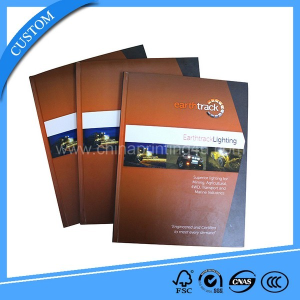 High Quality Custom Products Catalog Printing In China