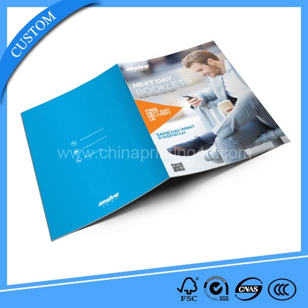 Cheap Booklet Catalog Leaflet Printing A4 Flyer