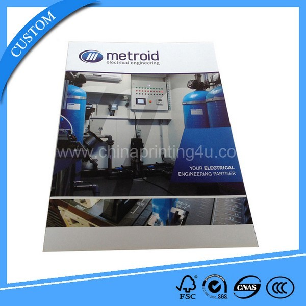 Cheap Custom Booklet Printing Brochure With Low Cost
