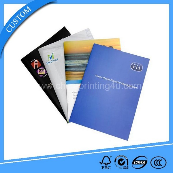 Personalized Cheap Custom Coloring Brochure Printing