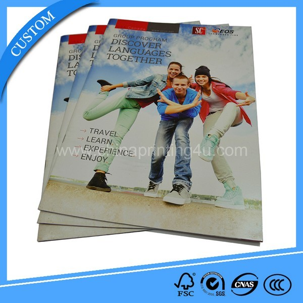 Favorable Cheap Prices Decent Quality Magazine Printing