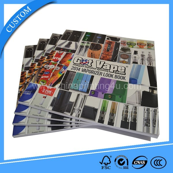 Monthly Book Professional Printing Magazine In China
