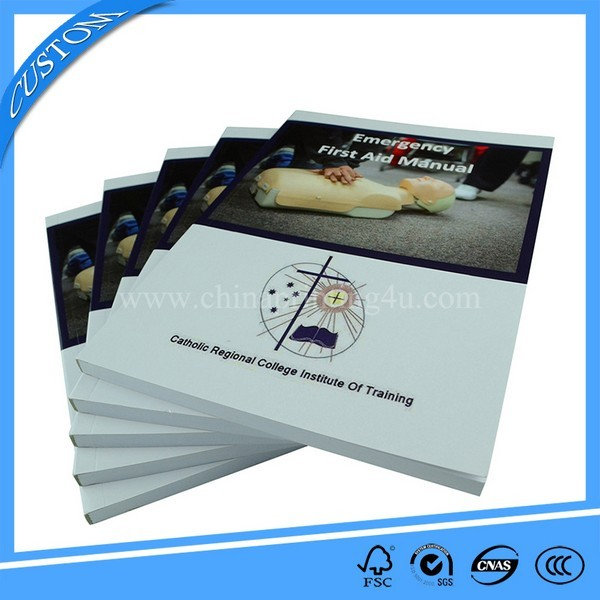 2018 China Printing Factory Print A5 Book Cheap Price