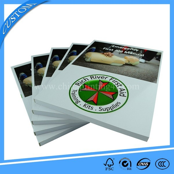 Factory Supply Cheap Custom Offset Printed A5 Book