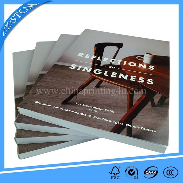 High Quality Art Paper Book Printing In China