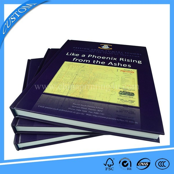 Custom Cheap Hardcover Book Printing Suppliers In China