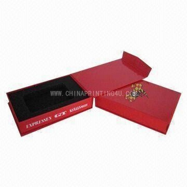 Customized Folding Paper Box For Apparel
