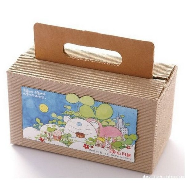 Cute Paper Chocolate Box