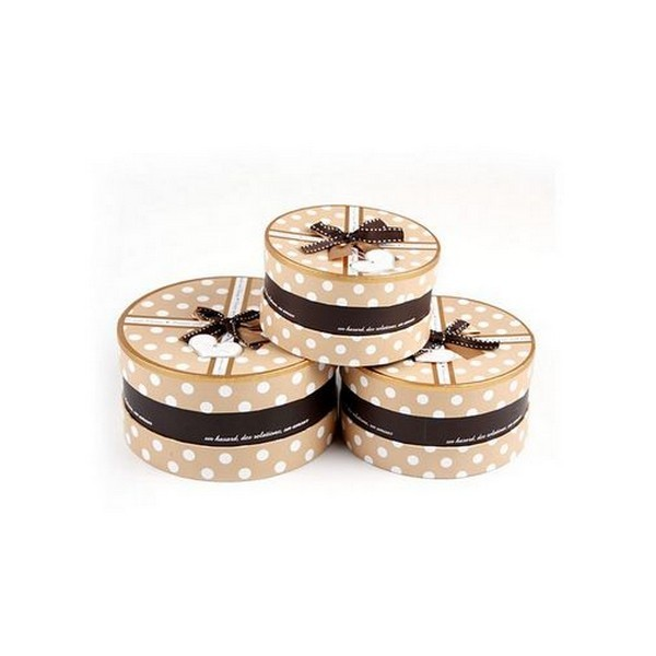Round-Shape Gift Boxes