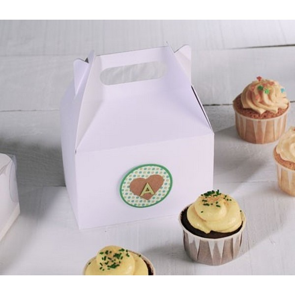 Fashion Cupcake Box