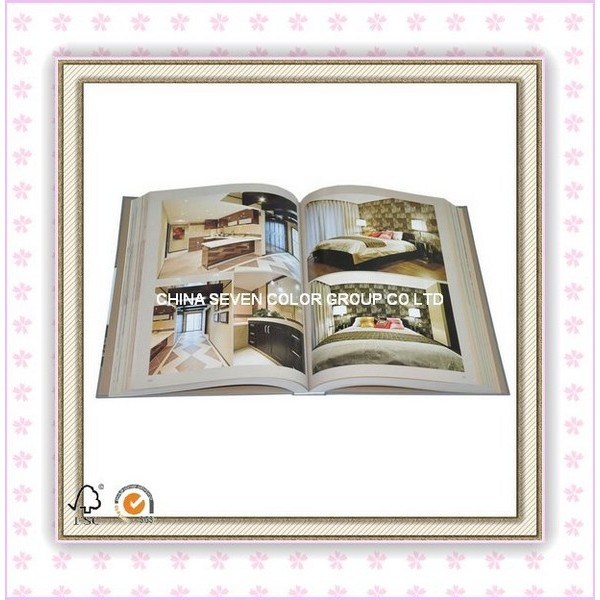 Catalogue Printing With Perfect Binding