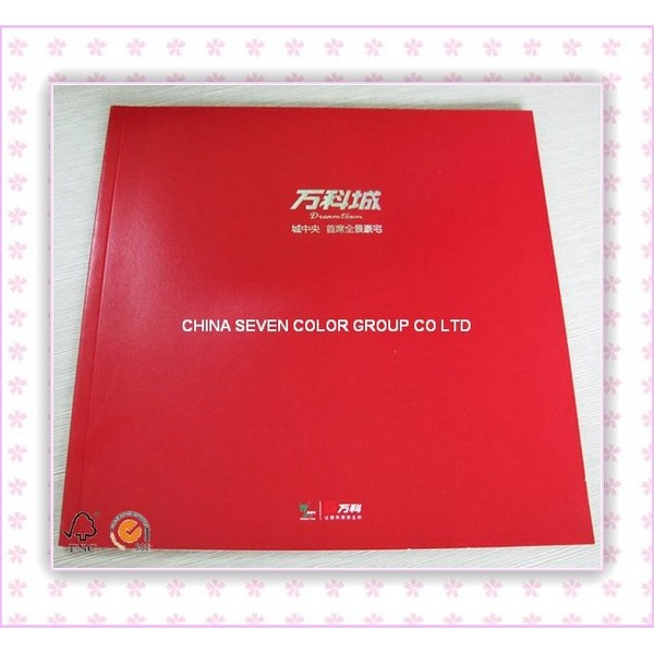 High Quality Custom Coloring Catalogue Printing/ Catalogue Printing