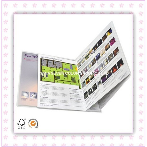 2018 Hot  Catalogue Printing