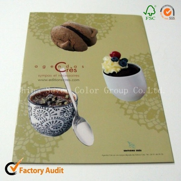 Nice Color Food Cook Book
