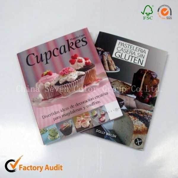 Food Promotional Cook Book