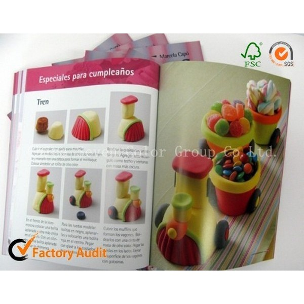Customized Cooking Book Printing