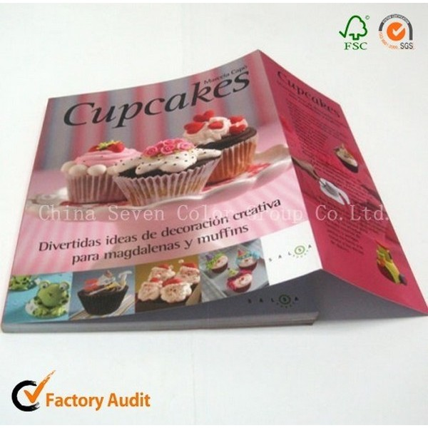 Cook Book Print Receipt Book Printing