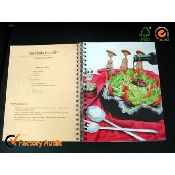 Hardcover Cook Book