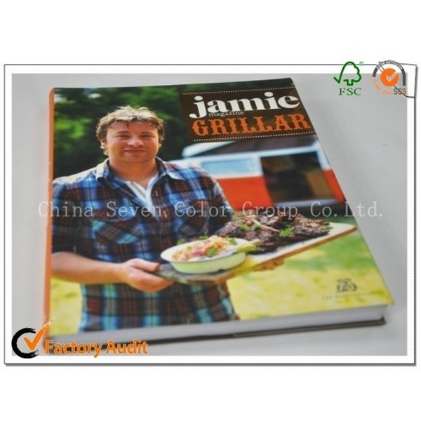 High Quality Hardcover Book/Cook Book