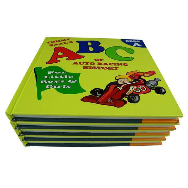 Custom Kids Book Printing in China High Quality