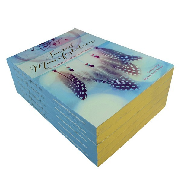 Edge Gold Foil Book Printing Company From China