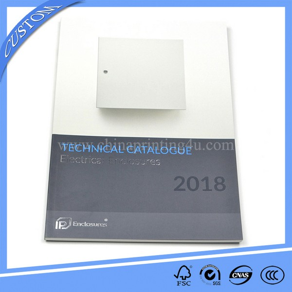 High Quality Catalogue Printing China Factory Price