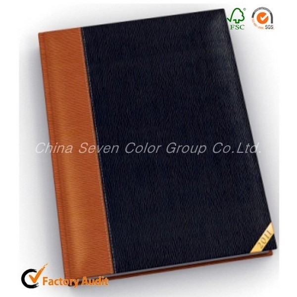 Cheap Promotion Custom Leather Notebook