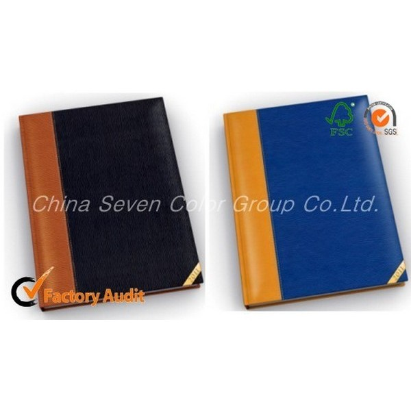 Top-Grade Customized Office Leather Notebook