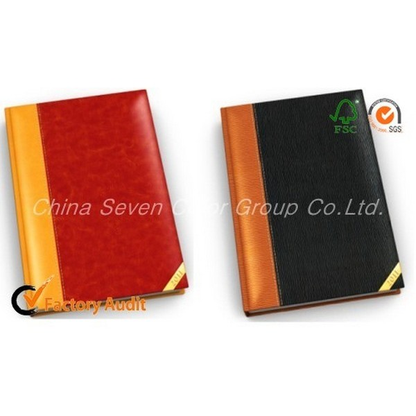 PU Leather Notebook For Promotion