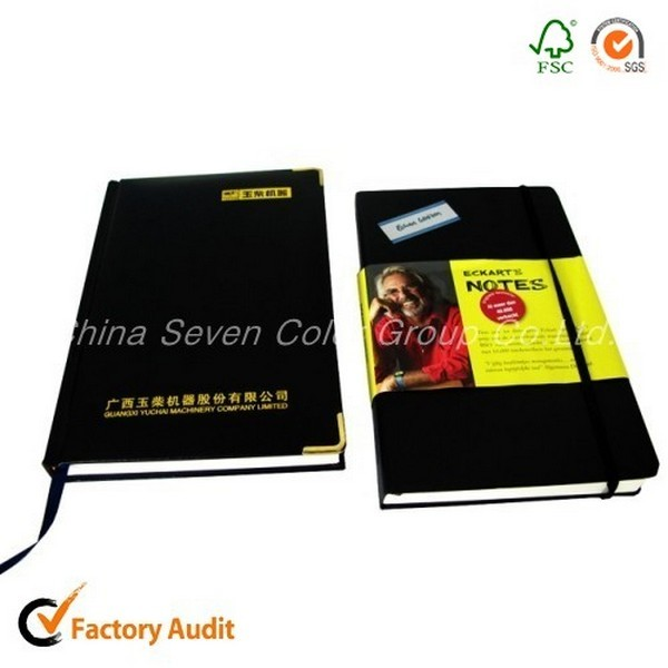 Promotional Leather Notebook